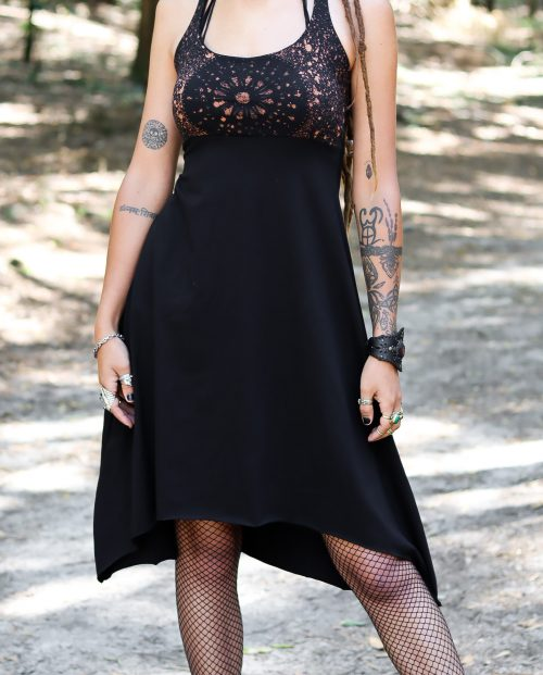LUNNA Dress by Siga Tribal