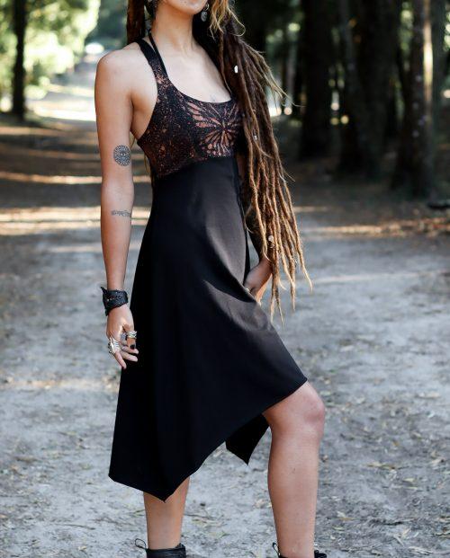 Onyx Dress by Siga Tribal