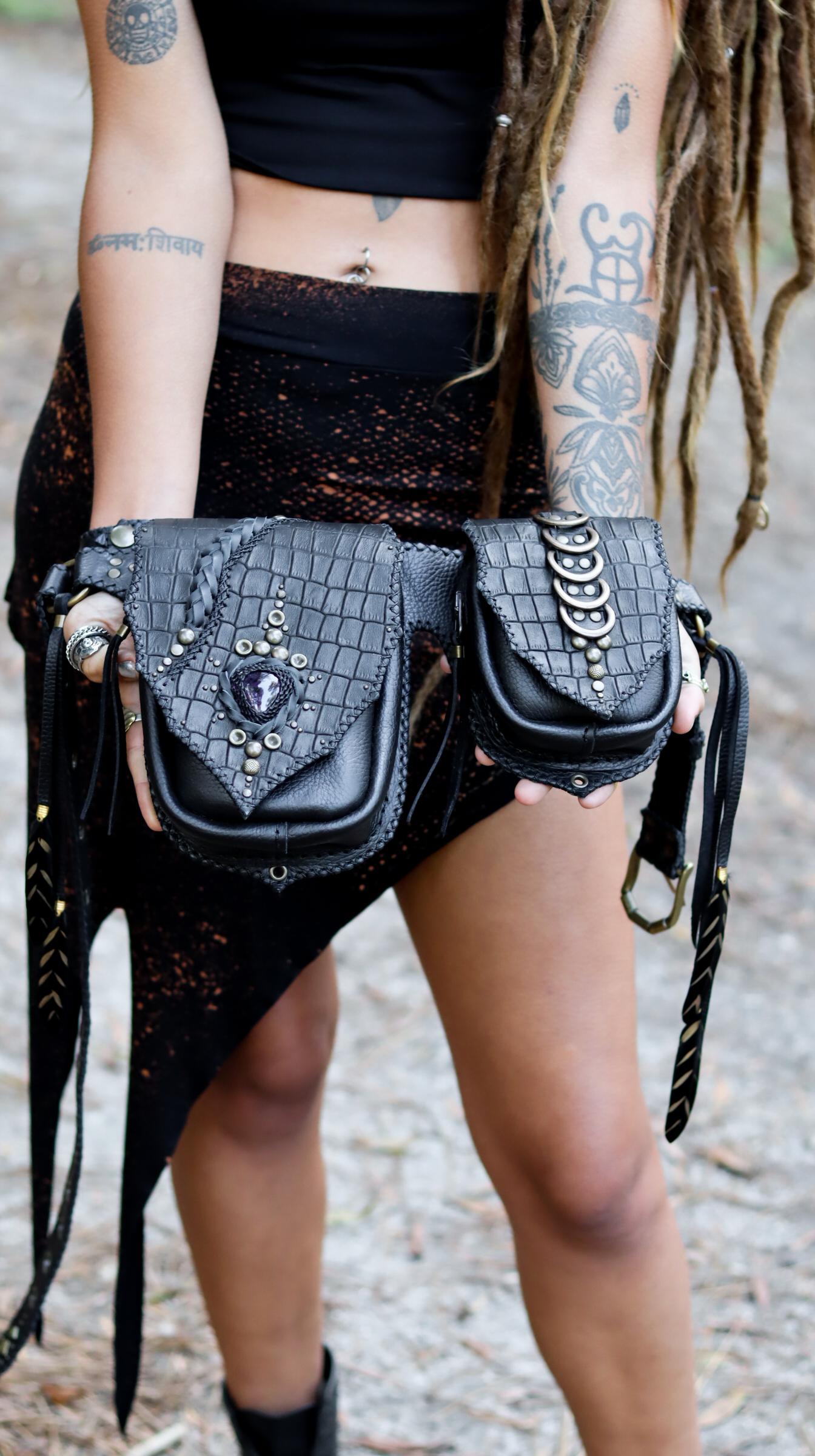Black Belt Bag by Siga Tribal