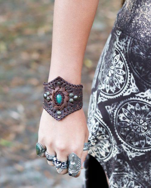 Handmade Bracelet by Siga Tribal