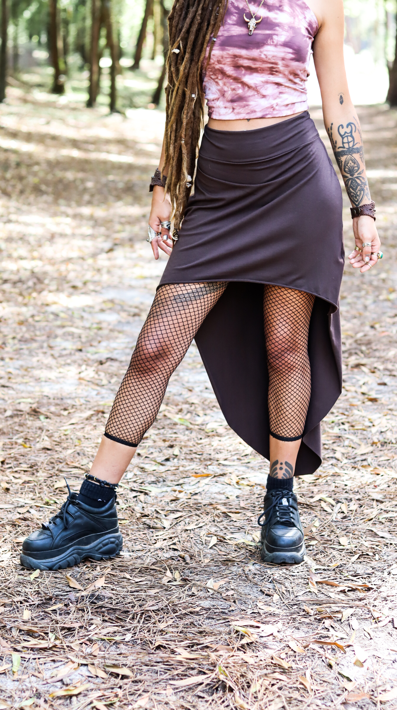 UMBER Skirt by Siga Tribal