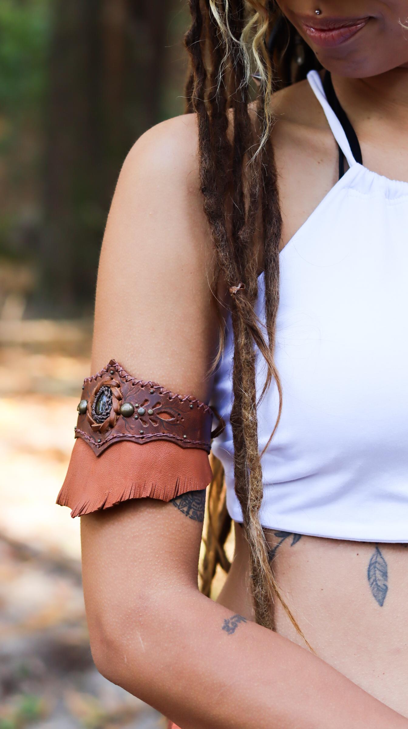 Fall Armband by Siga Tribal
