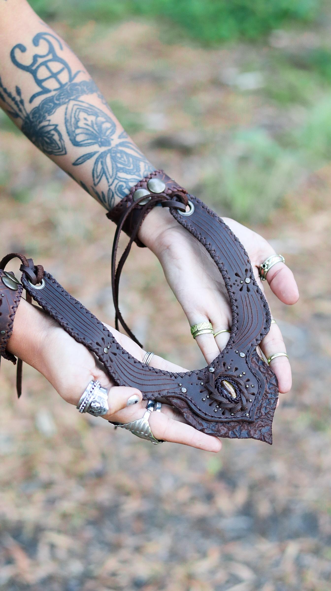 DEVA Necklace by Siga Tribal